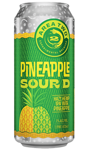 Two-Roads-Pineapple-Sour - Pine Island Tap House